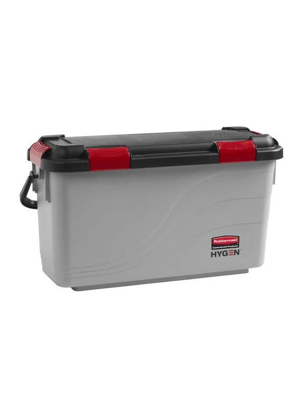 Rubbermaid Commercial Charging Bucket Gray