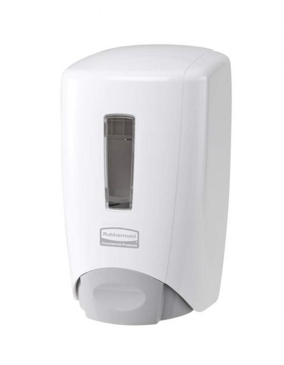 Rubbermaid Flex 500ml Dispenser White White